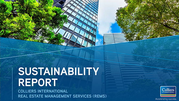 Colliers REMS Sustainability Report 2018
