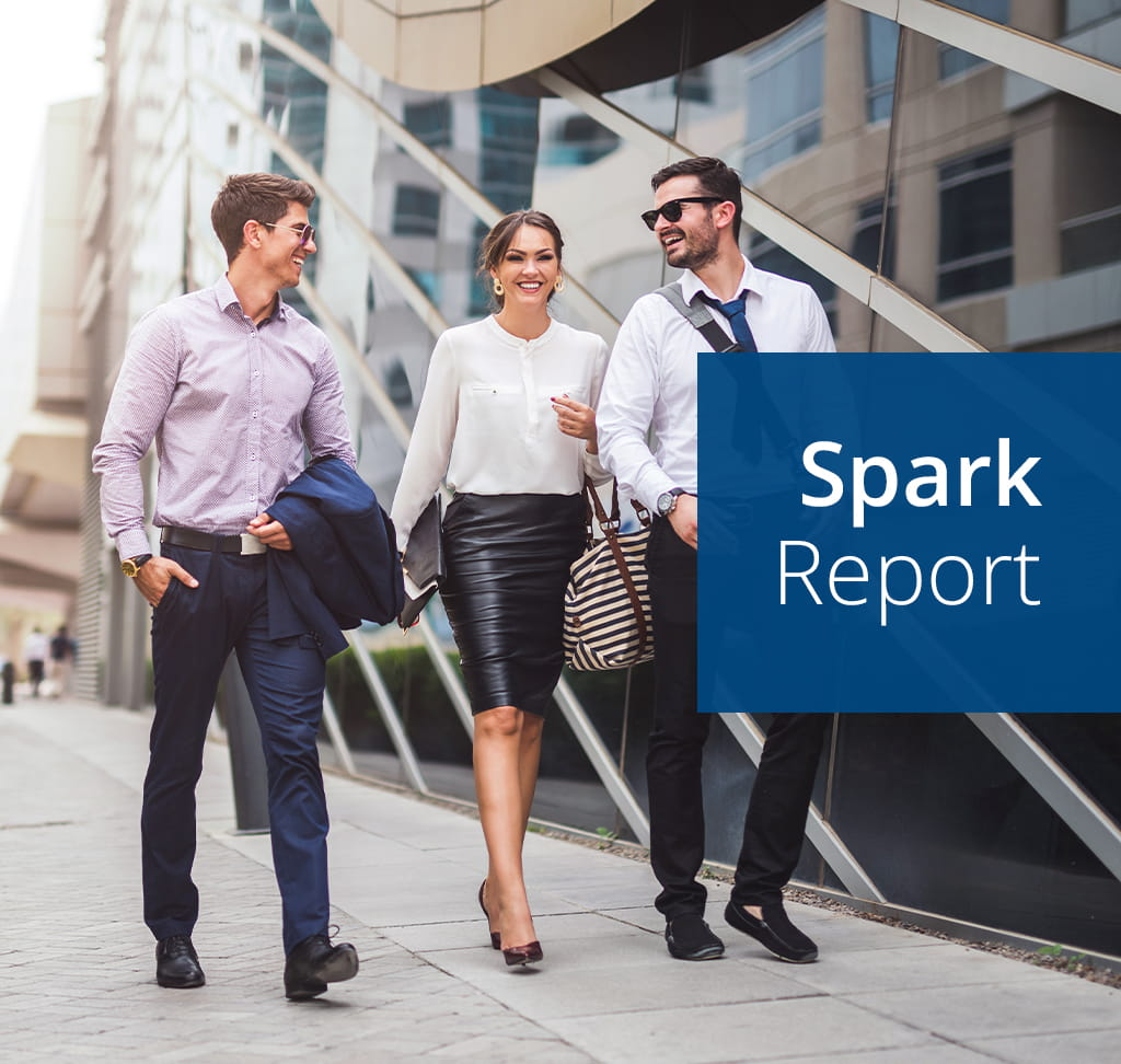 Spark Report Search Card  Millennials